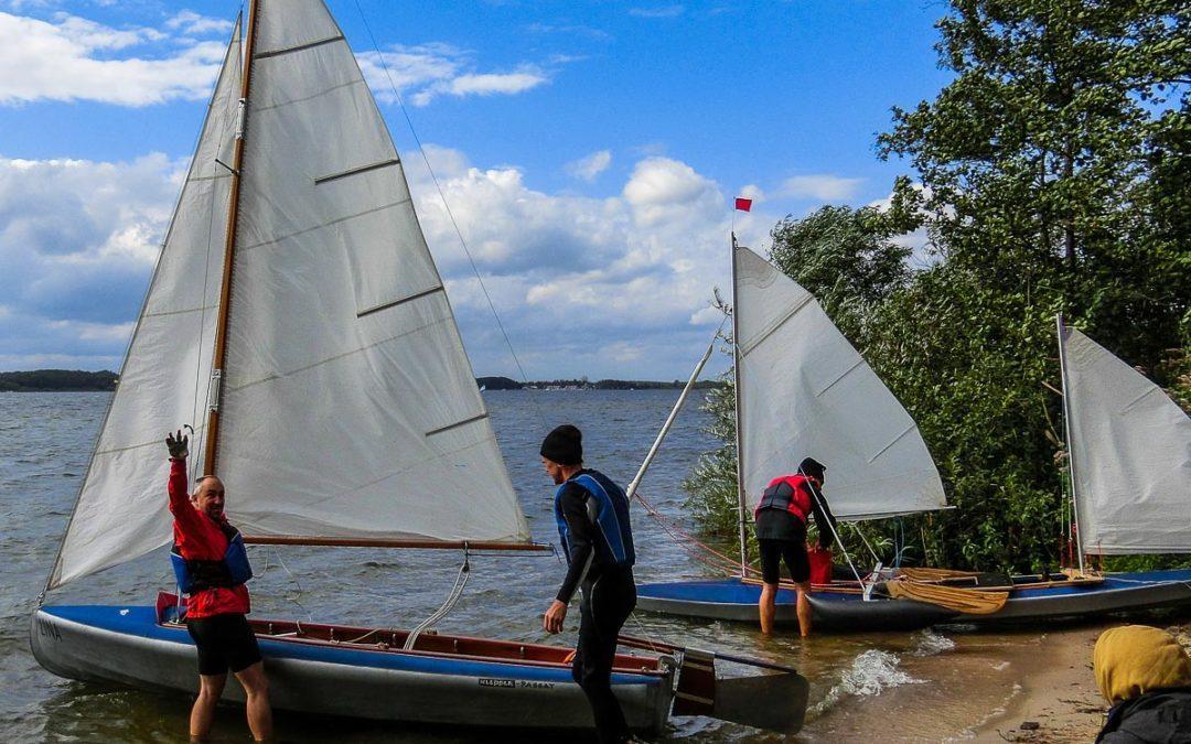 2. Internationales Faltboot-Segel-Criterium